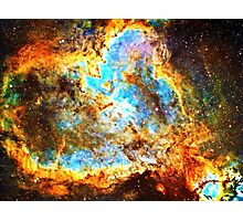 Omega [Heart And Soul Nebula] | Mathematix Photographic Print
