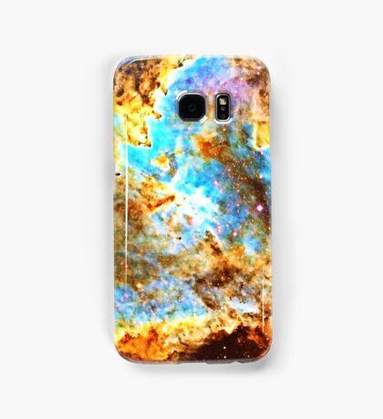 Omega [Heart And Soul Nebula] | Mathematix Samsung Galaxy Case/Skin