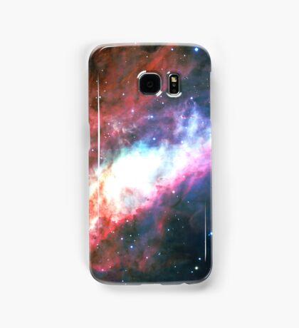 Pie Symbol 3.14 [Omega Nebula] | Mathematix Samsung Galaxy Case/Skin
