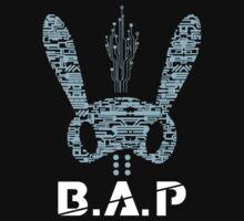 B.A.P  비에이피 Stop It Logo by ApriliantoAlf