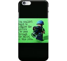 The Press Photographer by Tim Constable  iPhone Case/Skin