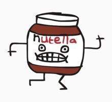Funny Nutella by wildserenity