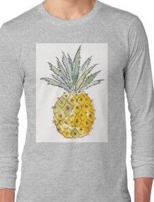 Pineapple pleasure Long Sleeve T-Shirt