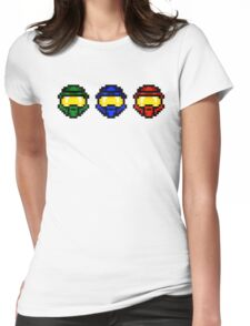 Spartan Colours Womens Fitted T-Shirt