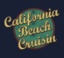 Bike California Beach Cruising Kids Clothes
