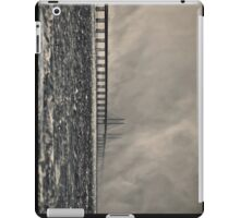 Snow Storm Out at Sea. iPad Case/Skin
