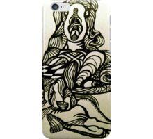 Frau iPhone Case/Skin