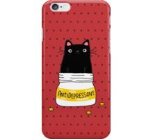 FUR ANTIDEPRESSANT iPhone Case/Skin