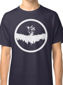 Urban Faun - White on Black Classic T-Shirt