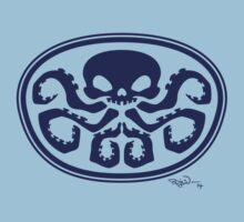 Hydra logo (boys and men) by LXXV Art