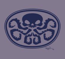 Hydra logo (boys and men) Kids Clothes
