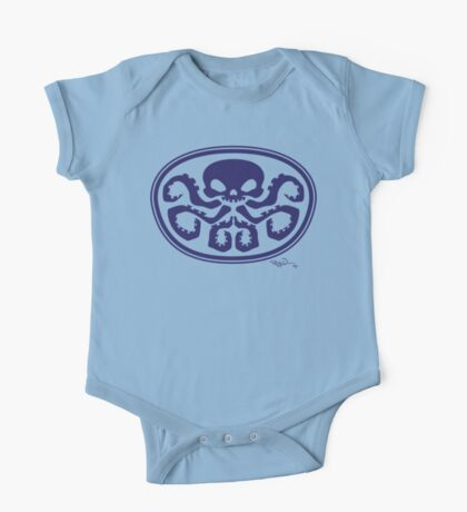 Hydra logo (boys and men) One Piece - Short Sleeve