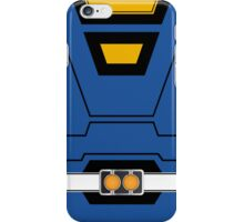 PRT Blue Ranger Phone Case iPhone Case/Skin