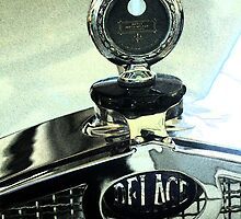 Antique Hood Ornaments #71 by SLBallew