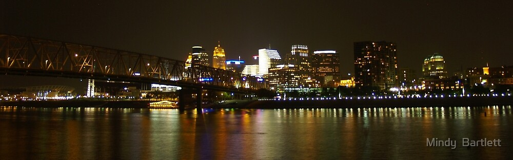 Cincinnati, Ohio by Mindy  Krummen