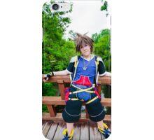 Sora Print iPhone Case/Skin