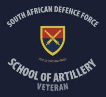 SADF School of Artillery Veteran by civvies4vets