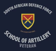 SADF School of Artillery Veteran by civvies4vets