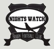 Night's Watch Rugby Club by starsandguitars
