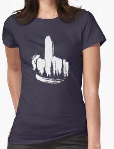 Brush Stroke Middle Finger T-Shirt