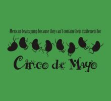 Cinco De Mayo - Mexican Jumping Beans by andabelart