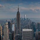 From Top of the Rock by Roberto Bettacchi