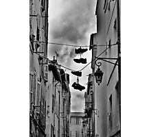 Hanging Around Photographic Print
