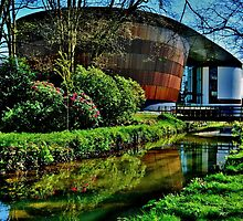 Welsh College of Music & Drama, Cardiff by Paula J James