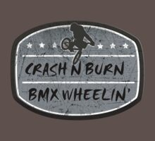 BMX Crash and Burn Kids Clothes