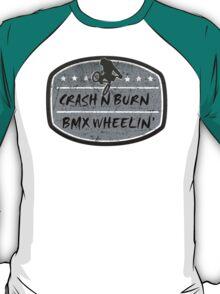 BMX Crash and Burn T-Shirt
