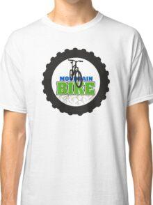 Mountain Bike Cycling Bicycle  Classic T-Shirt