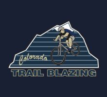 Bike Cycling Colorado Mountain Biking by SportsT-Shirts
