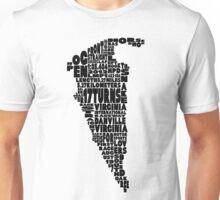 Virginia International Raceway Unisex T-Shirt
