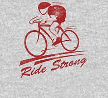Bike Cycling Ride Strong Unisex T-Shirt