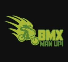 BMX Man Up Bike Cycling Bicycle  Kids Clothes