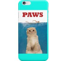 Paws (jaws) phone case iPhone Case/Skin