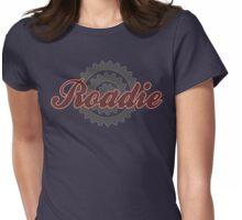 Bike Cycling Roadie Womens Fitted T-Shirt
