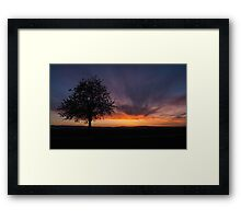 Simple Perfection Framed Print