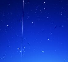 ISS Over Gower by safetygav