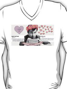 My perfect boy: Ansel Elgort T-Shirt