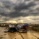 Tollesbury by Nigel Bangert
