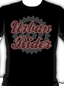 Bike Urban Rider Cycling Bicycle  T-Shirt