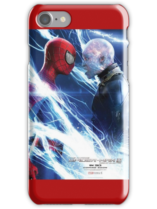 the amazing spider man face off by JACKTRON43