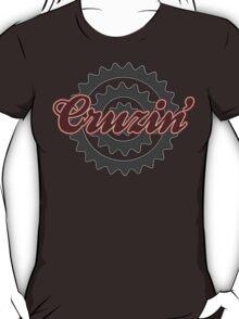 Bike Cruising Cruzin Cycling Bicycle  T-Shirt