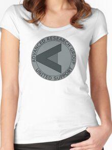 Arrow - ARGUS emblem Women's Fitted Scoop T-Shirt