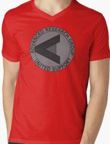 Arrow - ARGUS emblem Mens V-Neck T-Shirt