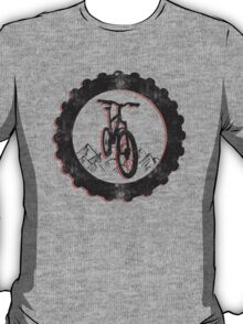 Mountain Bike Cycling Bicycle  T-Shirt