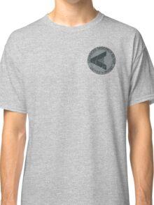 Arrow - ARGUS emblem distressed Classic T-Shirt