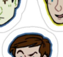 triumvirate sticker set Sticker