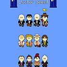 Doctor Select by TroytleArt